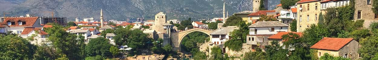 世界遺産ツアーと世界遺産一覧:ボスニア・ヘルツェゴビナの世界遺産